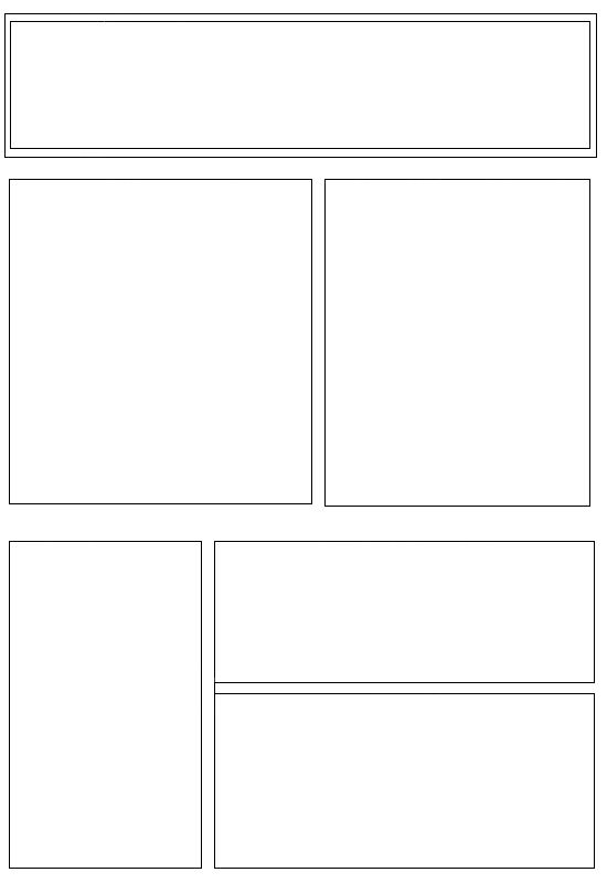 Blank Classroom Newsletter for Teachers and Students | Teaching