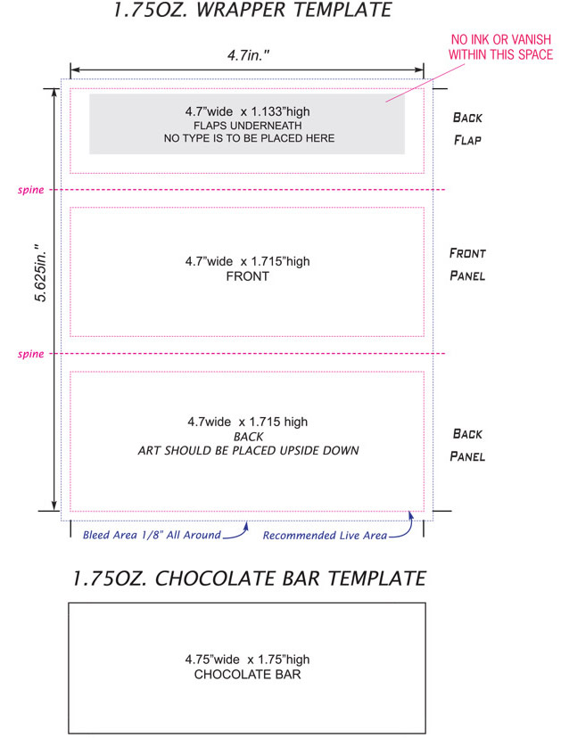 candy bar wrapper template Candy Wrappers Pinterest XGagOm55 | Bar