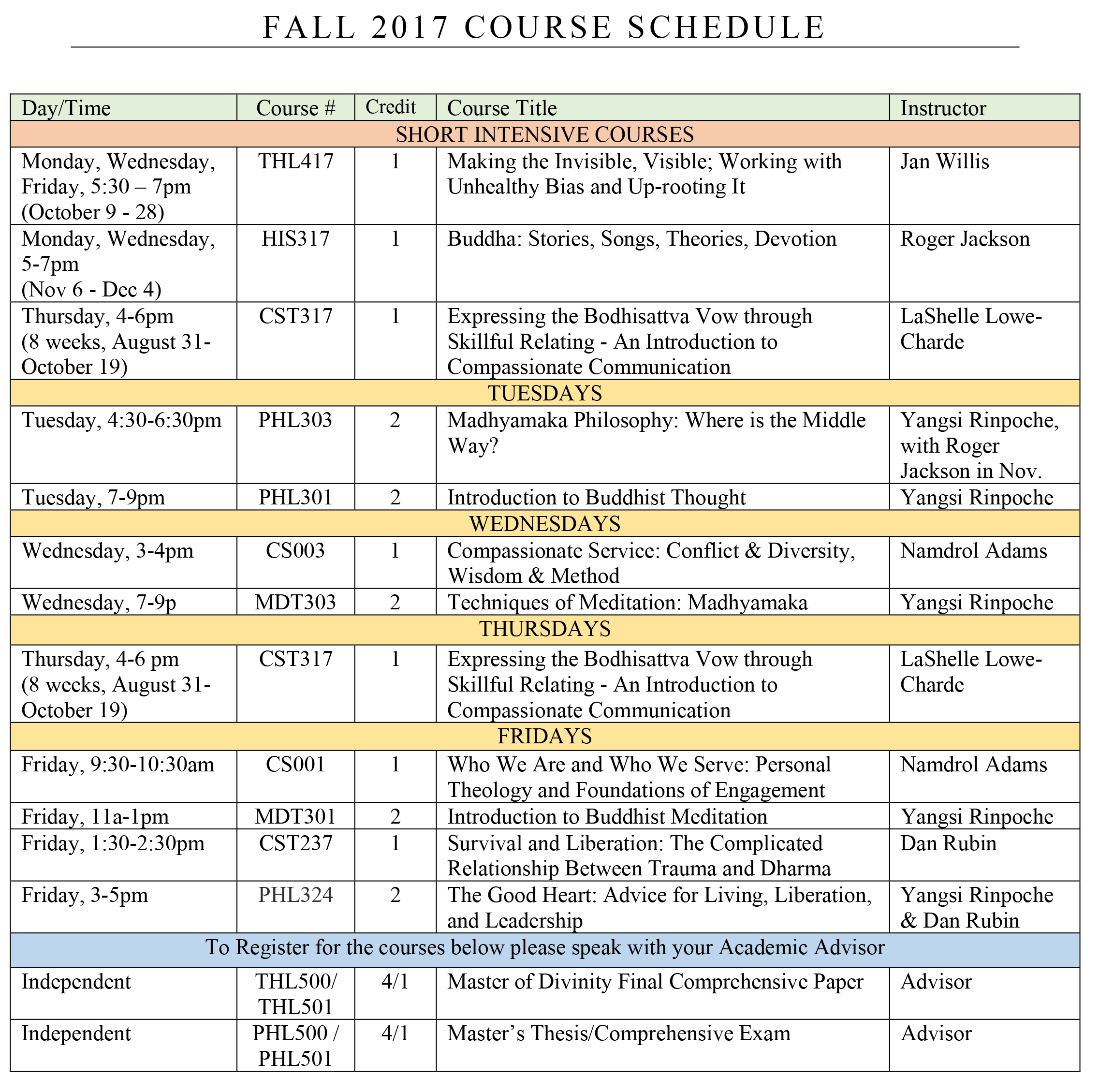 college class schedule Ozil.almanoof.co