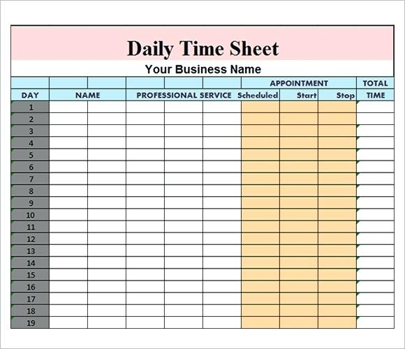 Build a simple timesheet in excel techrepublic.