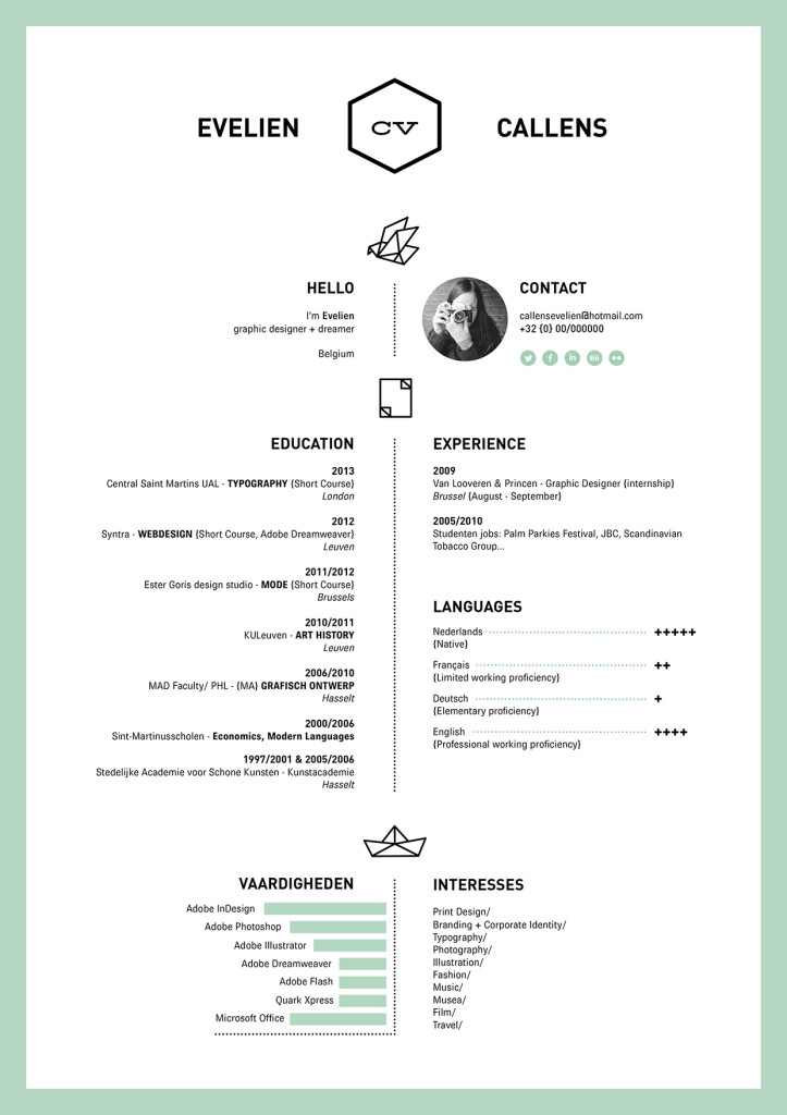 Well Designed Resumes RESUME