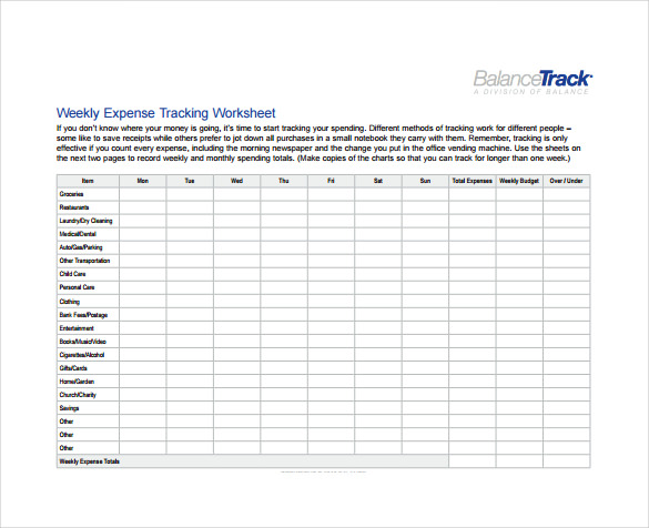 expense worksheet template expense sheet template 9 free word