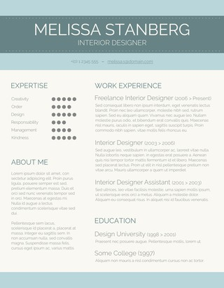 Free Modern Resume Templates Mobile Discoveries