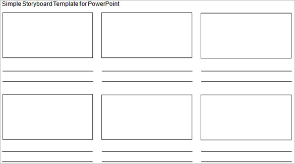 best storyboard template free storyboard templates commonpenceco