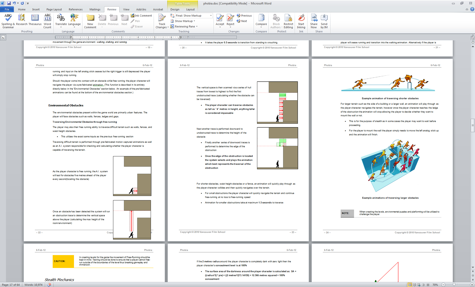 Game Design Document Template Scripting is Fun Game Design