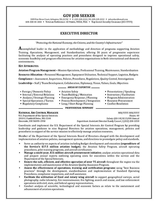 Government Resume Example Government Resume Examples Epic Resume