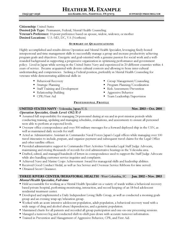 Resume. Government Resume Examples Adout Resume Sample