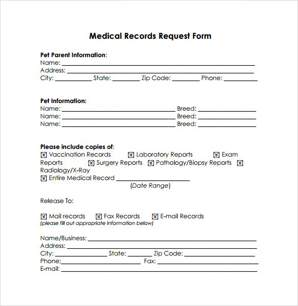 certification of medical records template medical records release