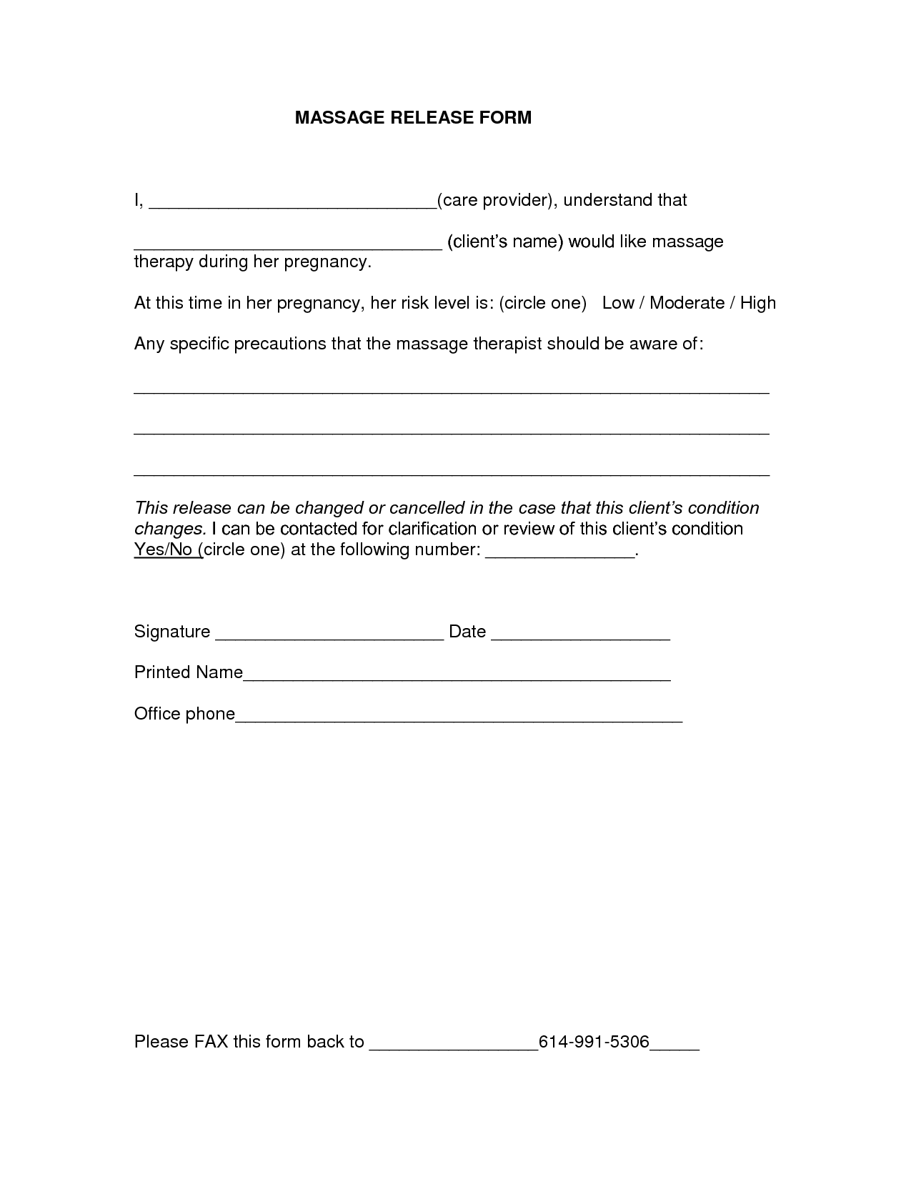 sample of medical release form Dean.routechoice.co