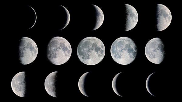 Moon Phases, weather, outline, Just Icons, Moon Phase, Moon