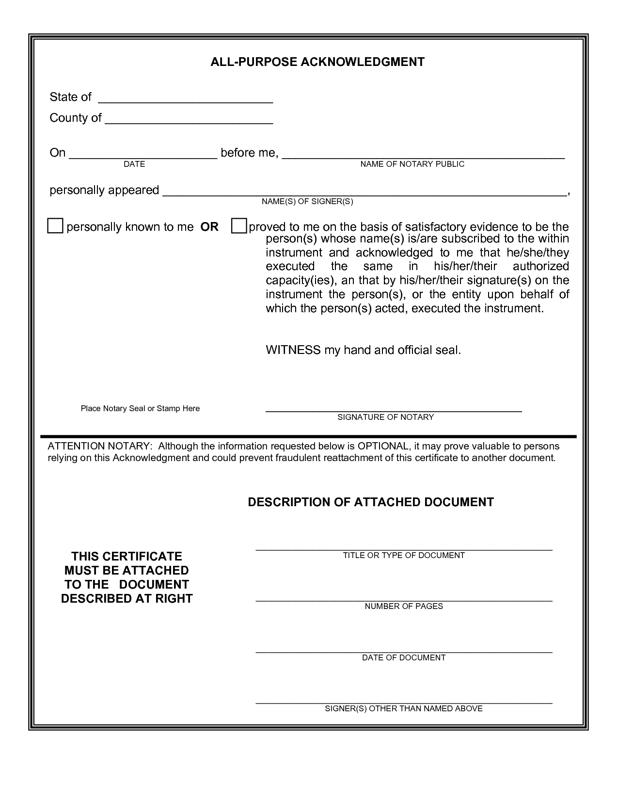 Best Of Best S Of Texas Notary Forms Templates Sample Of Notary