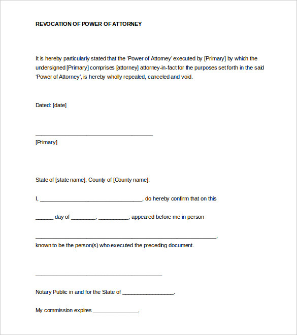 Notary Forms