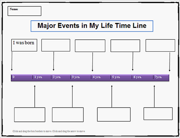 19+ Personal Timeline Templates – Free Word, PDF Format Download