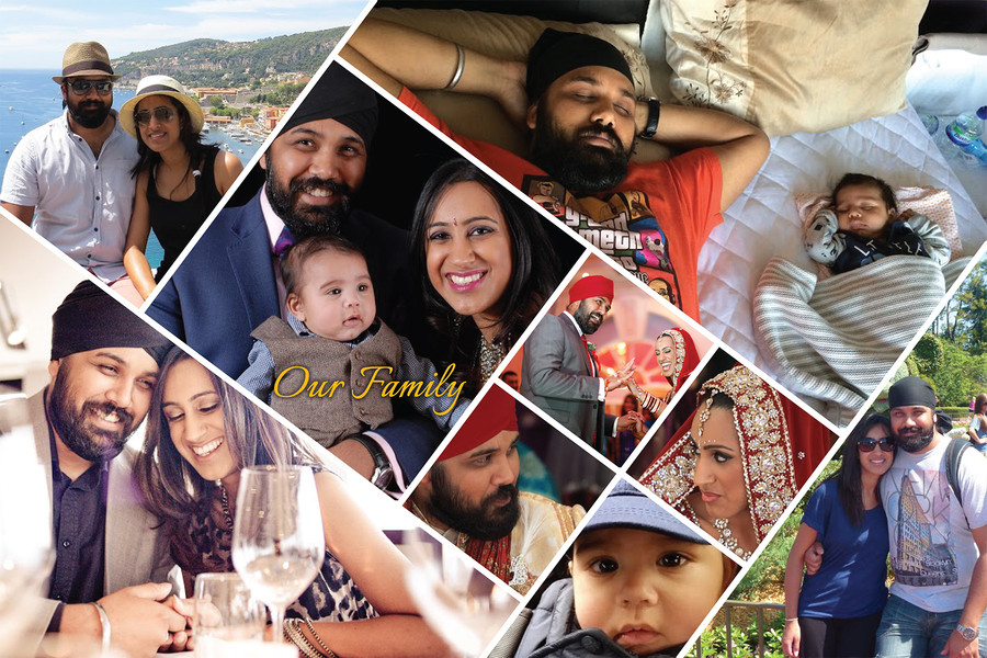 Entry #71 by creartarif for Family Collage Design from Photo Set