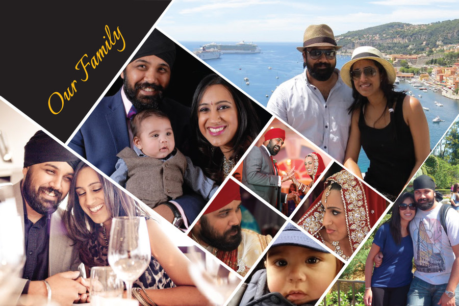 design for photo collage entry 70 creartarif for family collage