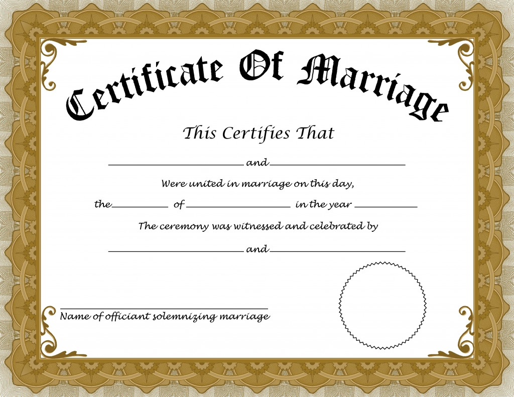 Want to get Marriage certificate, here are rules and easy way to apply
