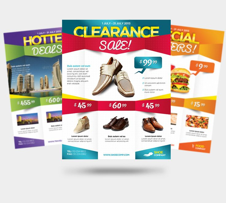 Product Flyer Examples Product Flyer Design Product Flyer Design