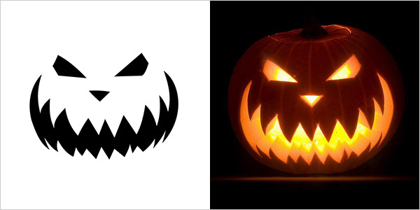 Halloween Carving Patterns oozed.info