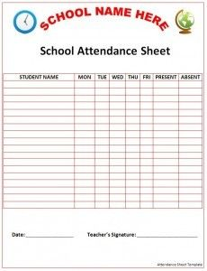 Fillable Online School Form 2 SF2 Daily Attendance Report of
