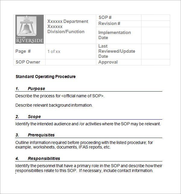 sop template free sample sop template 20 free documents in word