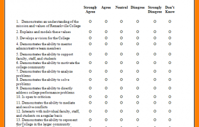 survey questionnaire sample for thesis mobile discoveries