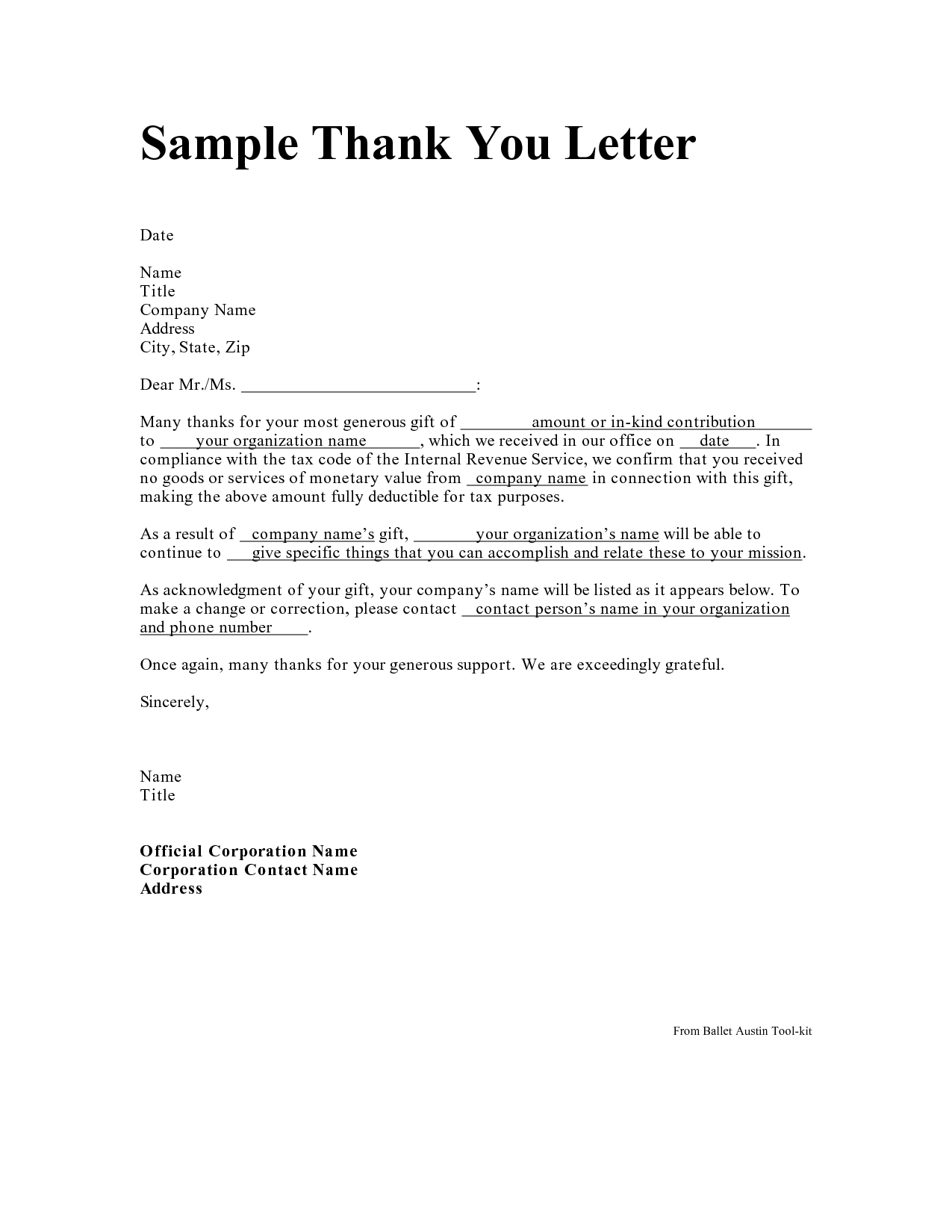 professional thank you letter Onwe.bioinnovate.co