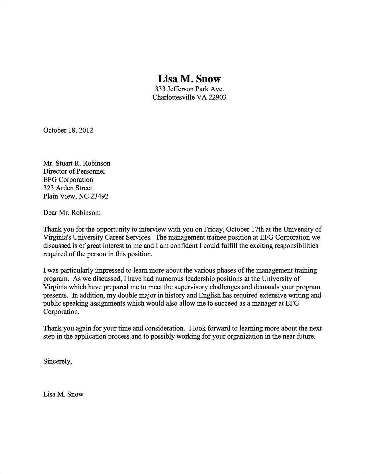 example of a thank you letter onwebioinnovateco