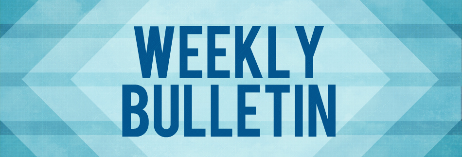 Weekly Bulletin | Saint John the Baptist Orthodox Church