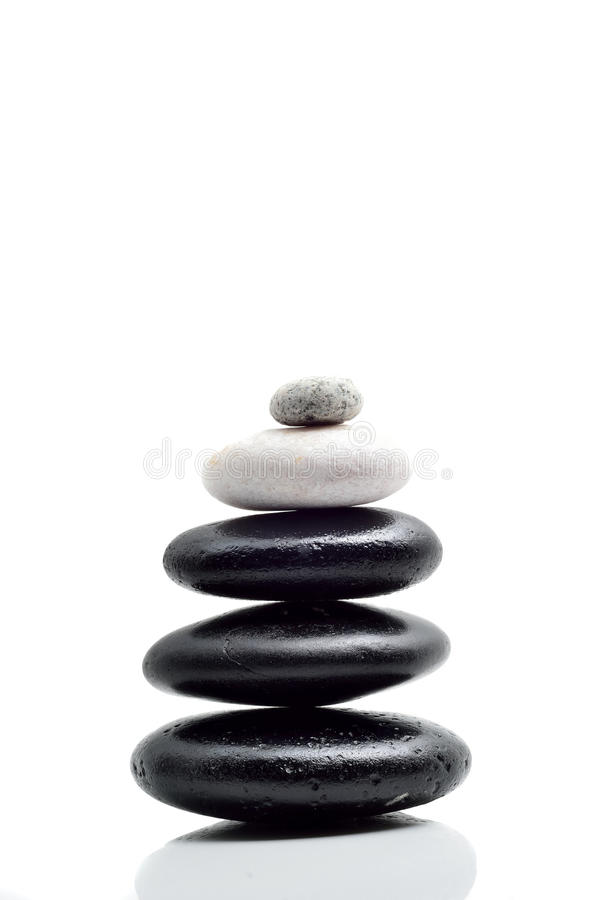 Balance of zen stone stock photo. Image of arrangement 31553728