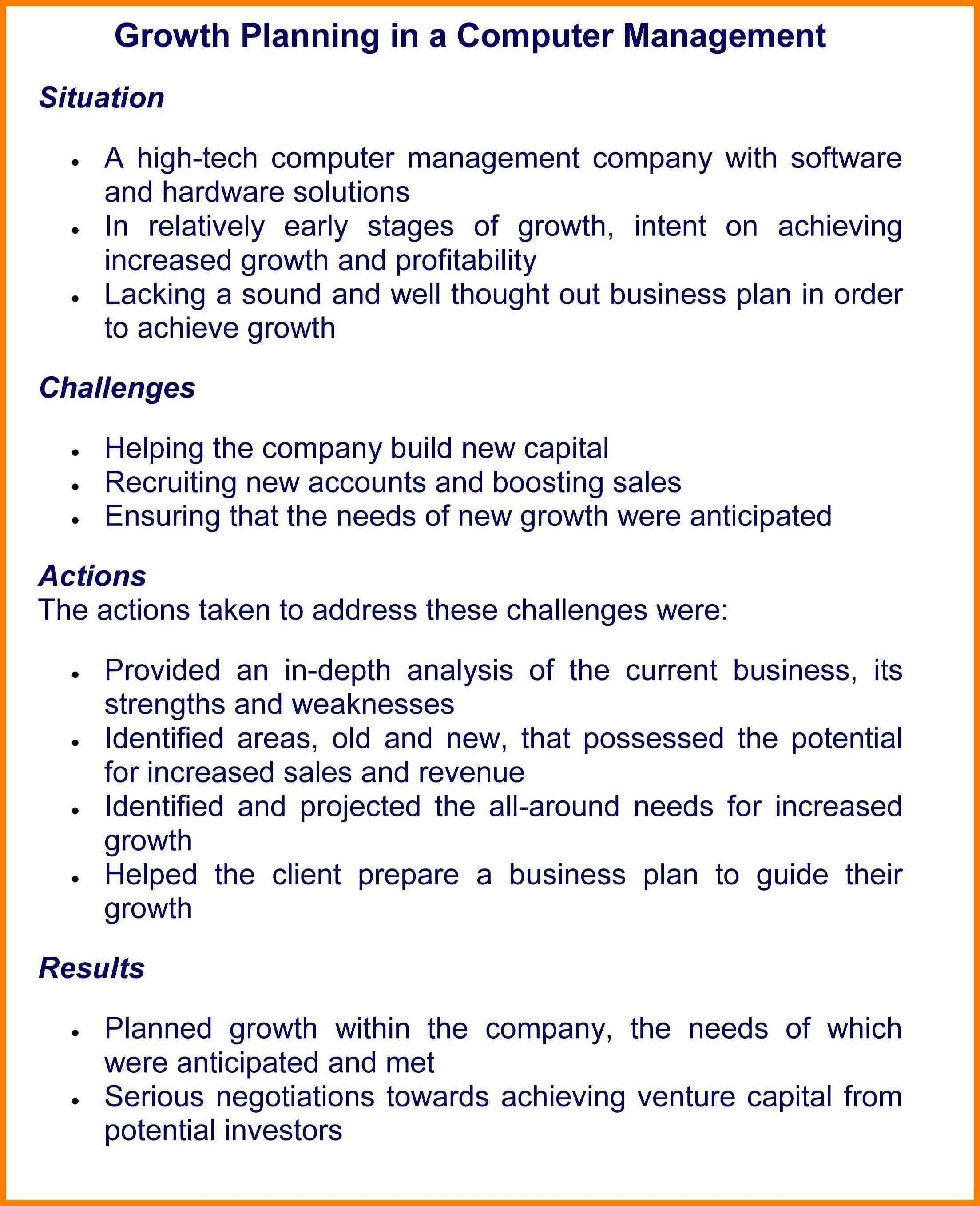 business analysis report template 9 Exciting Parts Of
