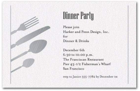 corporate dinner invitation wording Kleo.beachfix.co