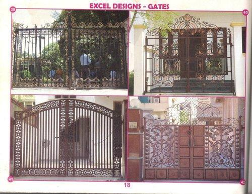Excel Design Gate & Gate Manufacturer from Kanpur