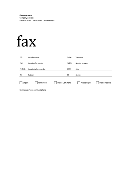 Fax Cover Sheet Professional Unique Fax Sheet Cover Letter