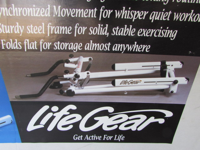 Lot Detail FITNESS FLYER EXERCISE MACHINE