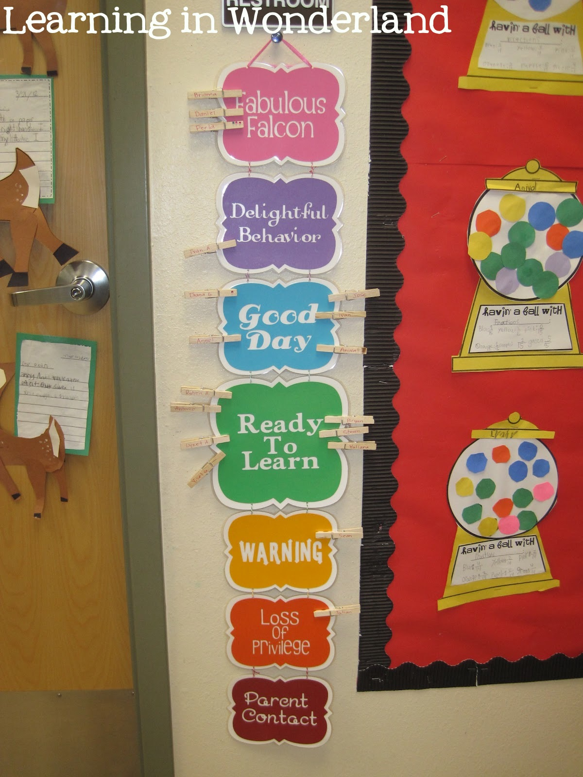 Classroom Management Ideas | Learning In Wonderland