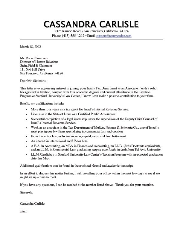 How To Write Perfect Ideal Cover Letter Cover Letter Template