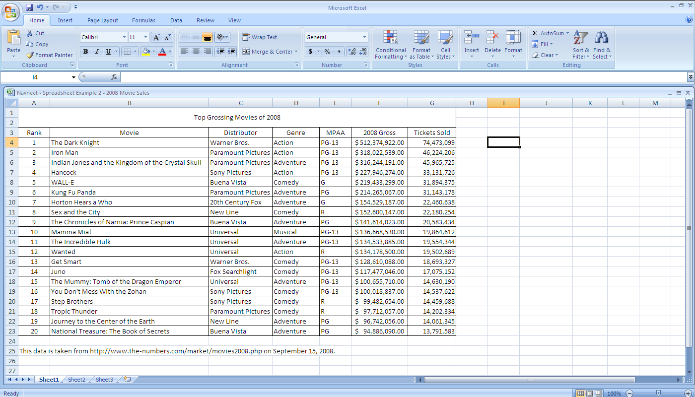 ms excel sample worksheets Kleo.beachfix.co